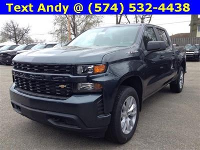 2019 Silverado 1500 Crew Cab 4x4,  Pickup #M5390 - photo 1