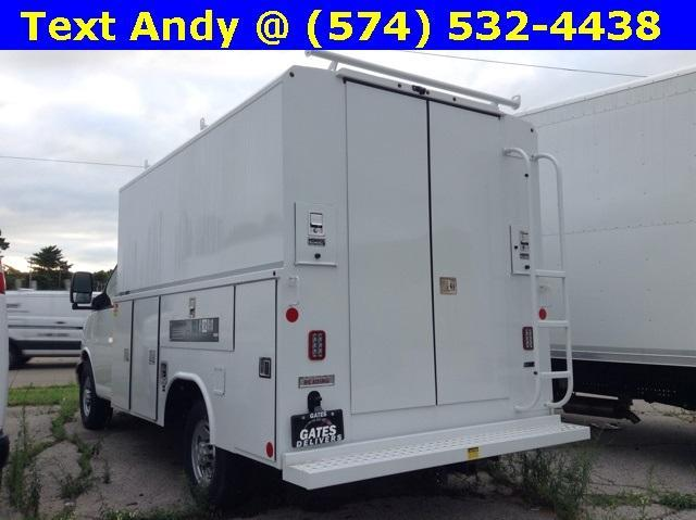 2019 Express 3500 4x2,  Reading Aluminum CSV Service Utility Van #M5413 - photo 2