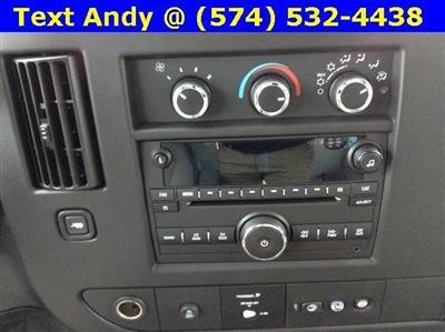 2019 Express 3500 4x2,  Reading Aluminum CSV Service Utility Van #M5413 - photo 8