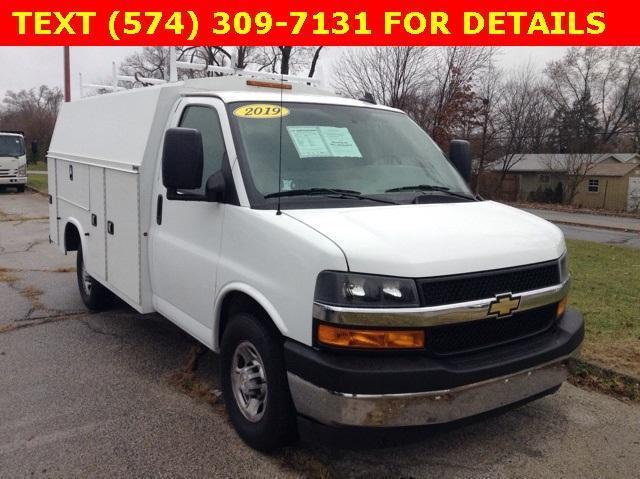 2019 Express 3500 4x2, Service Utility Van #M5413A - photo 1