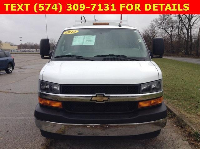 2019 Express 3500 4x2, Service Utility Van #M5413A - photo 3