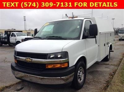 2019 Express 3500 4x2, Service Utility Van #M5413A - photo 4