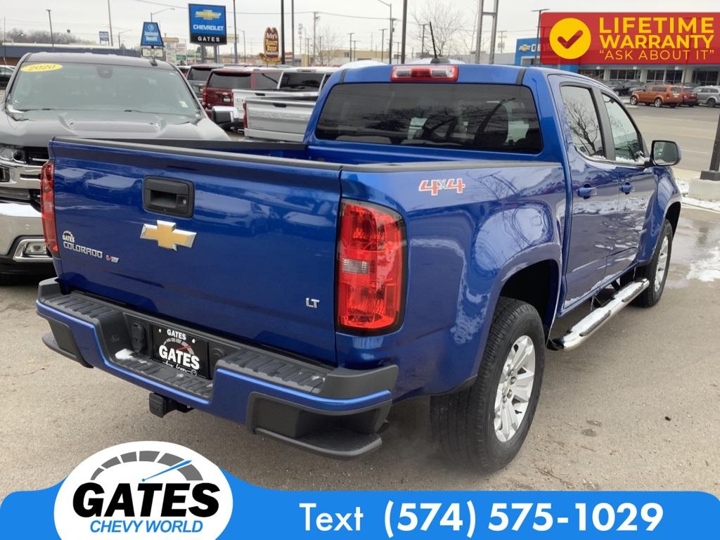 2019 Colorado Crew Cab 4x4,  Pickup #M5421 - photo 7