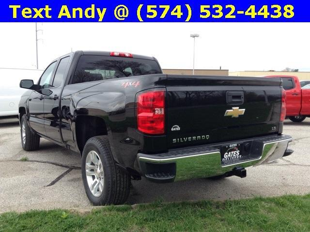 2019 Silverado 1500 Double Cab 4x4,  Pickup #M5425 - photo 2