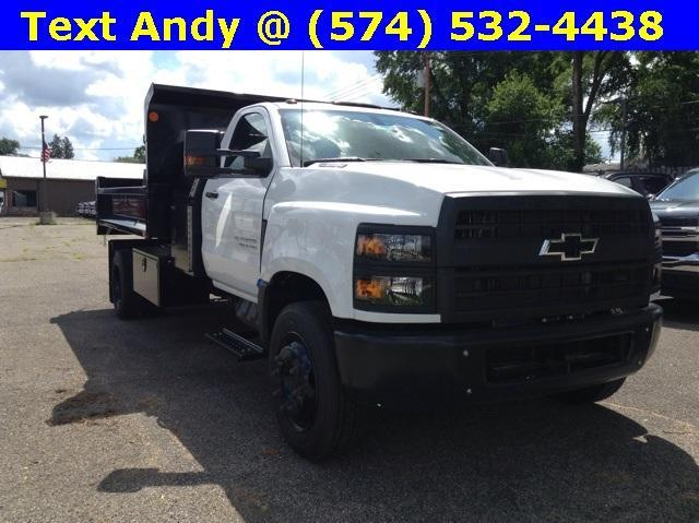 2019 Silverado Medium Duty DRW 4x2,  Cab Chassis #M5430 - photo 3