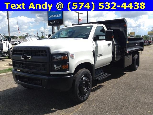 2019 Silverado Medium Duty DRW 4x2,  Cab Chassis #M5430 - photo 1