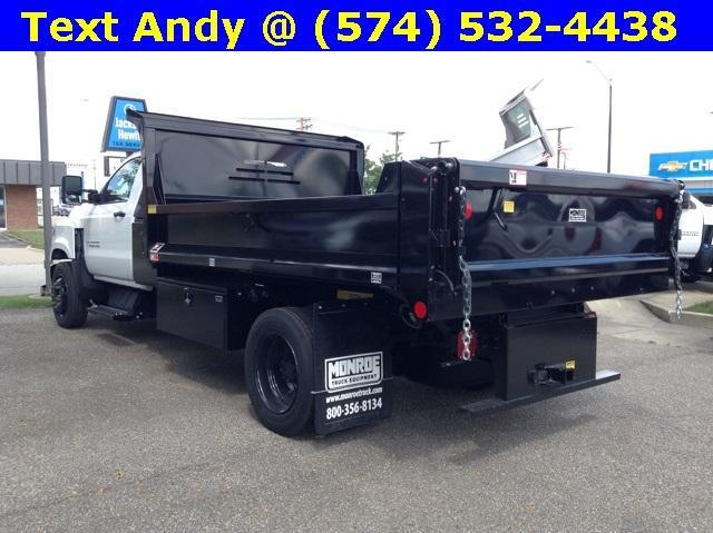 2019 Silverado Medium Duty DRW 4x2,  Cab Chassis #M5430 - photo 2