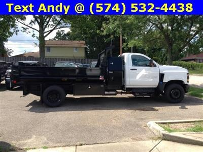 2019 Silverado Medium Duty DRW 4x2,  Cab Chassis #M5430 - photo 5