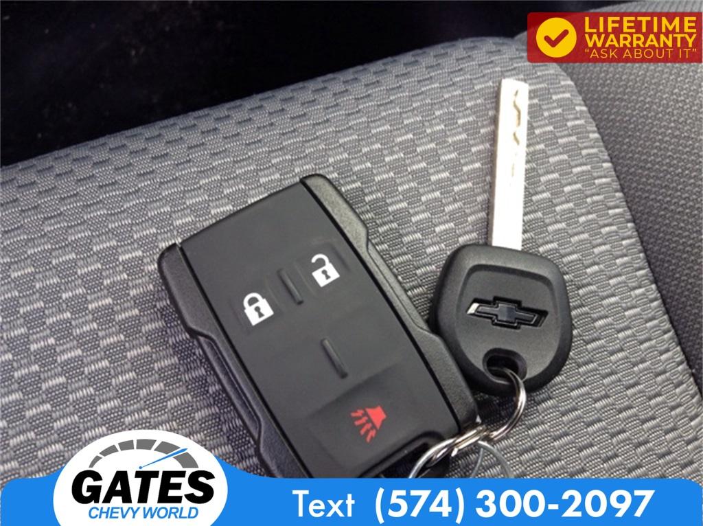 2019 Chevrolet Silverado 4500 Regular Cab DRW 4x2, Monroe Work-A-Hauler II Stake Bed #M5431 - photo 12
