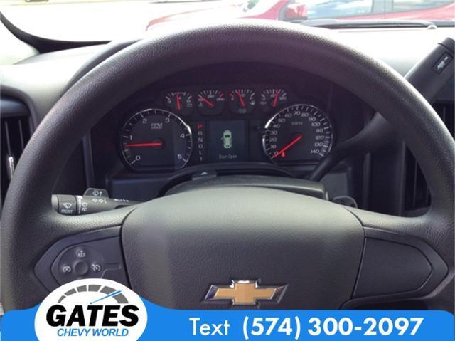 2019 Chevrolet Silverado 4500 Regular Cab DRW 4x2, Monroe Work-A-Hauler II Stake Bed #M5431 - photo 11