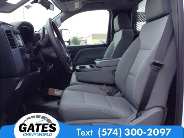 2019 Silverado Medium Duty DRW 4x2,  Cab Chassis #M5431 - photo 6