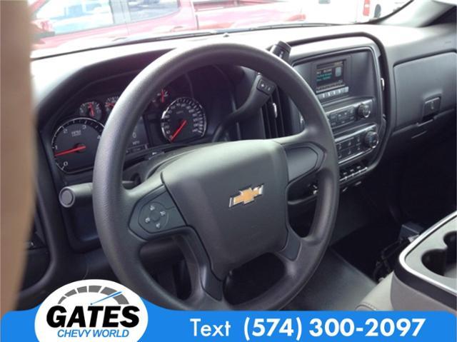 2019 Silverado Medium Duty DRW 4x2,  Cab Chassis #M5431 - photo 7