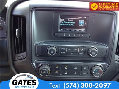 2019 Chevrolet Silverado 4500 Regular Cab DRW 4x2, Monroe Work-A-Hauler II Stake Bed #M5431 - photo 8
