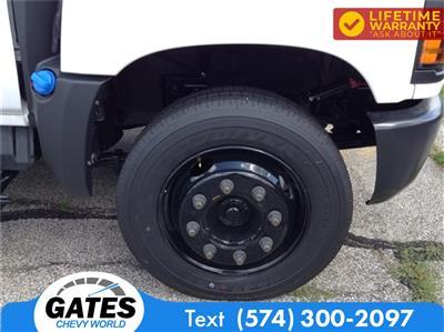 2019 Chevrolet Silverado 4500 Regular Cab DRW 4x2, Monroe Work-A-Hauler II Stake Bed #M5431 - photo 14