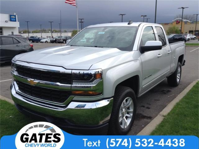 2019 Silverado 1500 Double Cab 4x4, Pickup #M5470 - photo 1
