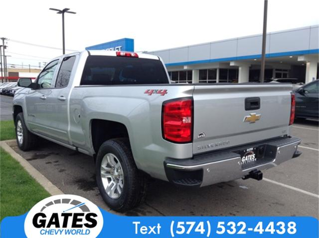2019 Silverado 1500 Double Cab 4x4, Pickup #M5470 - photo 2