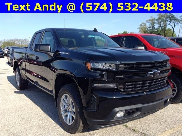 2019 Silverado 1500 Double Cab 4x4,  Pickup #M5478 - photo 3