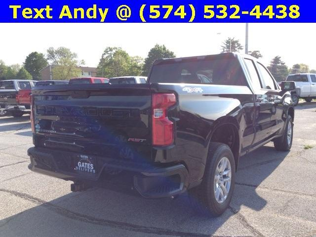 2019 Silverado 1500 Double Cab 4x4,  Pickup #M5478 - photo 4