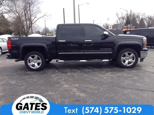 2014 Silverado 1500 Crew Cab 4x4, Pickup #M5480B - photo 7