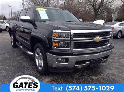 2014 Silverado 1500 Crew Cab 4x4, Pickup #M5480B - photo 1