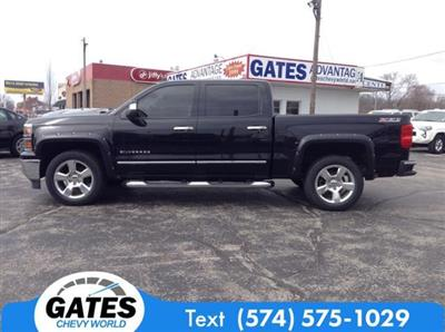 2014 Silverado 1500 Crew Cab 4x4, Pickup #M5480B - photo 5