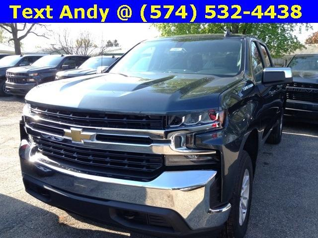 2019 Silverado 1500 Crew Cab 4x4,  Pickup #M5481 - photo 1