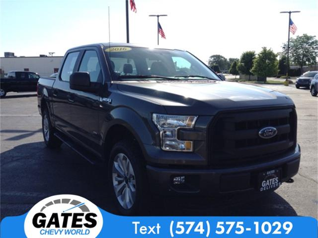 2016 F-150 SuperCrew Cab 4x4, Pickup #M5501A - photo 1
