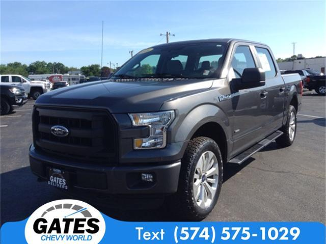 2016 F-150 SuperCrew Cab 4x4, Pickup #M5501A - photo 4