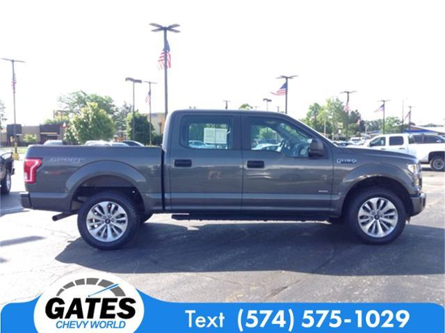 2016 F-150 SuperCrew Cab 4x4, Pickup #M5501A - photo 7