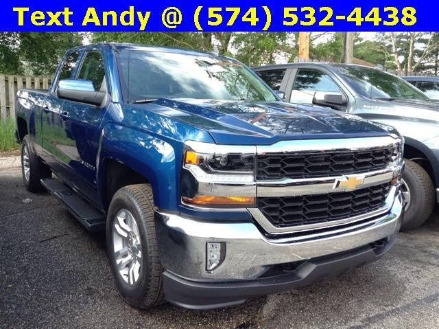 2019 Silverado 1500 Double Cab 4x4,  Pickup #M5515 - photo 3