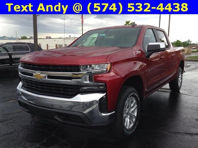 2019 Silverado 1500 Crew Cab 4x4, Pickup #M5517 - photo 1