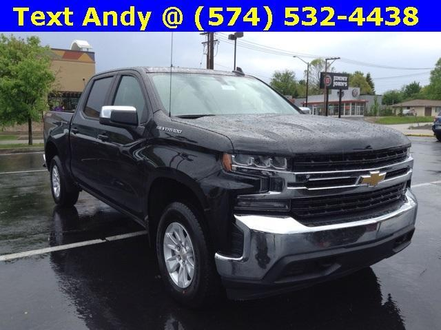 2019 Silverado 1500 Crew Cab 4x4,  Pickup #M5528 - photo 3