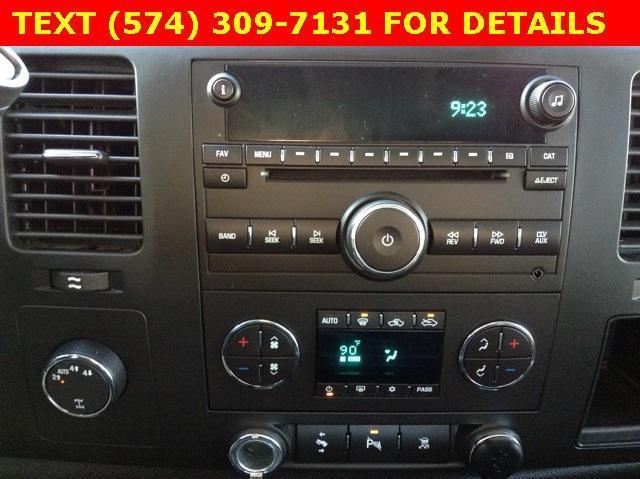 2011 Silverado 1500 Crew Cab 4x4, Pickup #M5533B - photo 13