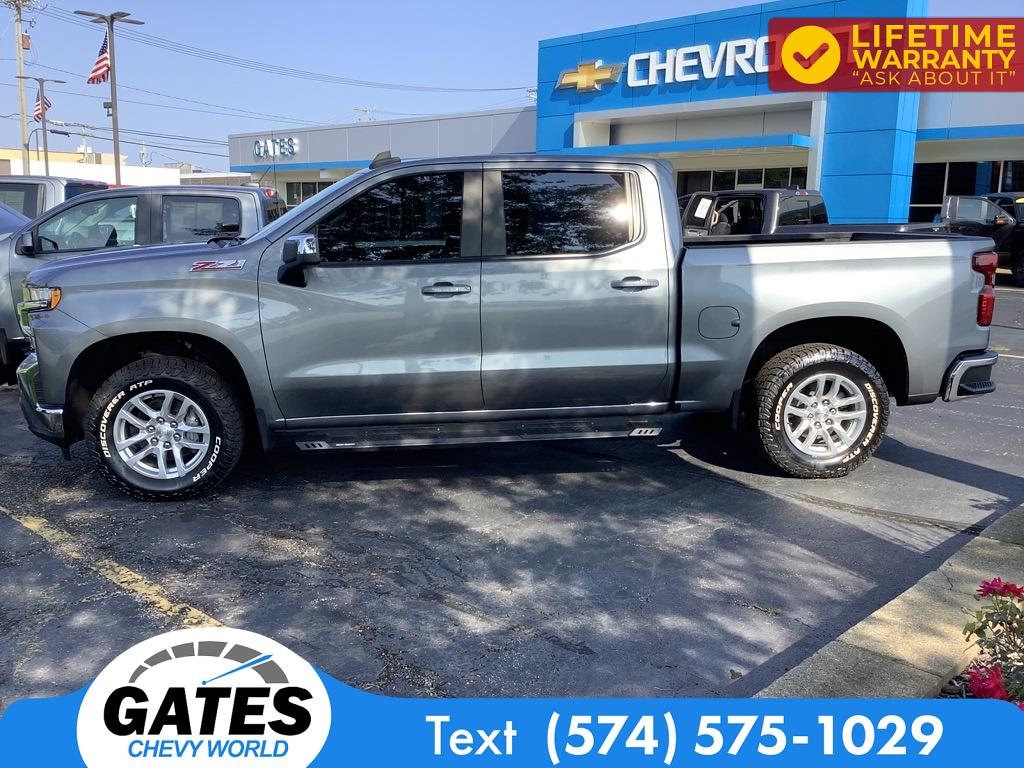 2019 Silverado 1500 Crew Cab 4x4,  Pickup #M5535 - photo 4
