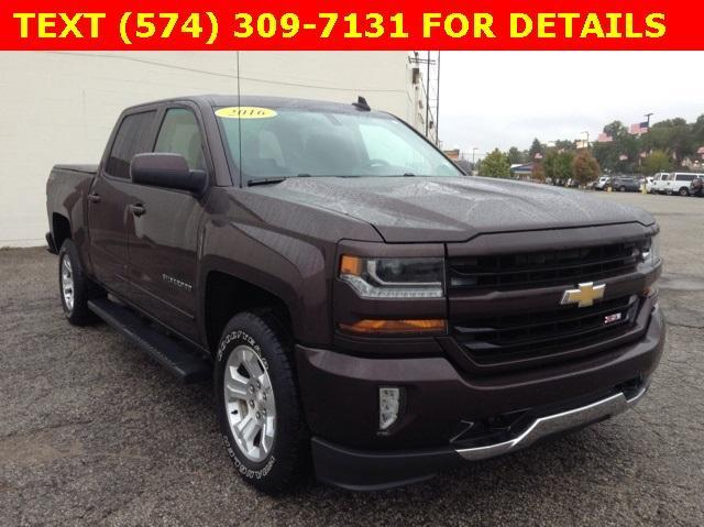 2016 Silverado 1500 Crew Cab 4x4,  Pickup #M5535A - photo 3