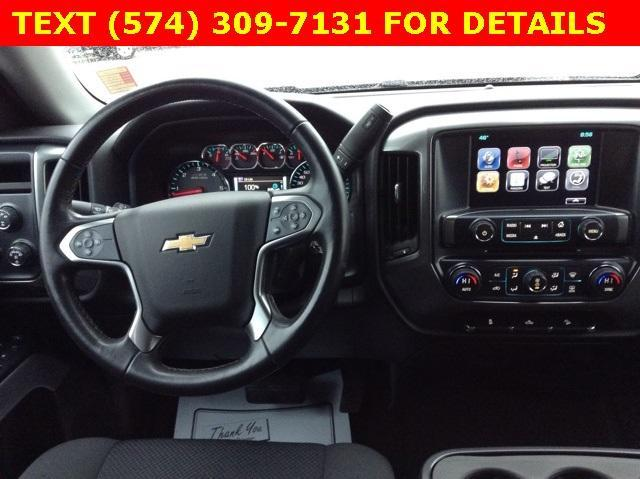 2016 Silverado 1500 Crew Cab 4x4,  Pickup #M5535A - photo 11