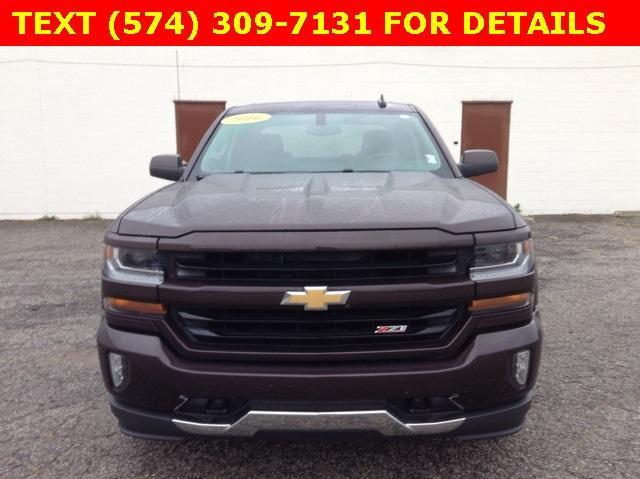 2016 Silverado 1500 Crew Cab 4x4,  Pickup #M5535A - photo 4