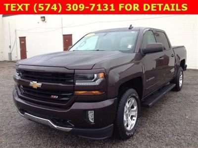 2016 Silverado 1500 Crew Cab 4x4,  Pickup #M5535A - photo 1
