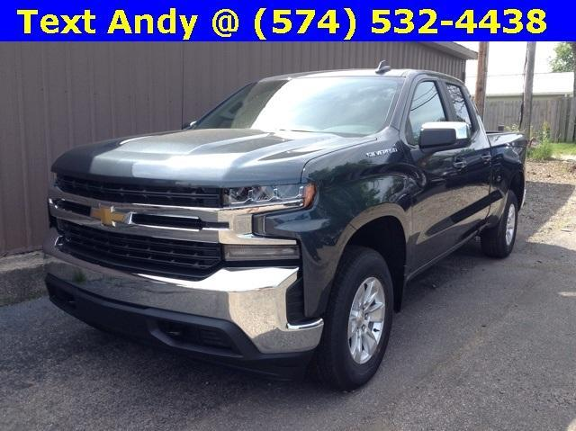 2019 Silverado 1500 Double Cab 4x4, Pickup #M5586 - photo 1