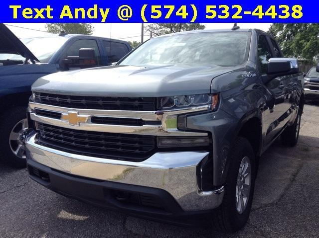 2019 Silverado 1500 Double Cab 4x4,  Pickup #M5590 - photo 1