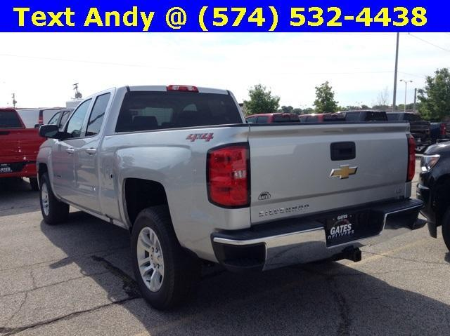 2019 Silverado 1500 Double Cab 4x4, Pickup #M5597 - photo 2