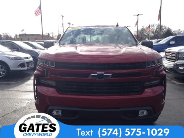 2019 Silverado 1500 Crew Cab 4x4, Pickup #M5597A - photo 3