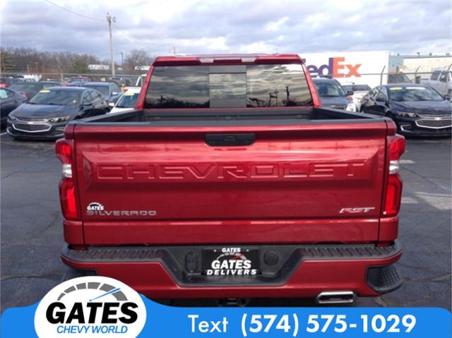 2019 Silverado 1500 Crew Cab 4x4, Pickup #M5597A - photo 2