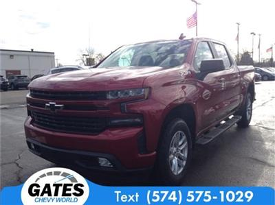 2019 Silverado 1500 Crew Cab 4x4, Pickup #M5597A - photo 4