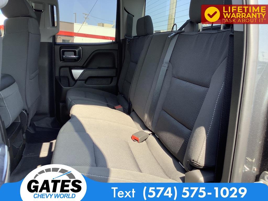 2019 Silverado 1500 Double Cab 4x4,  Pickup #M5929K1 - photo 21