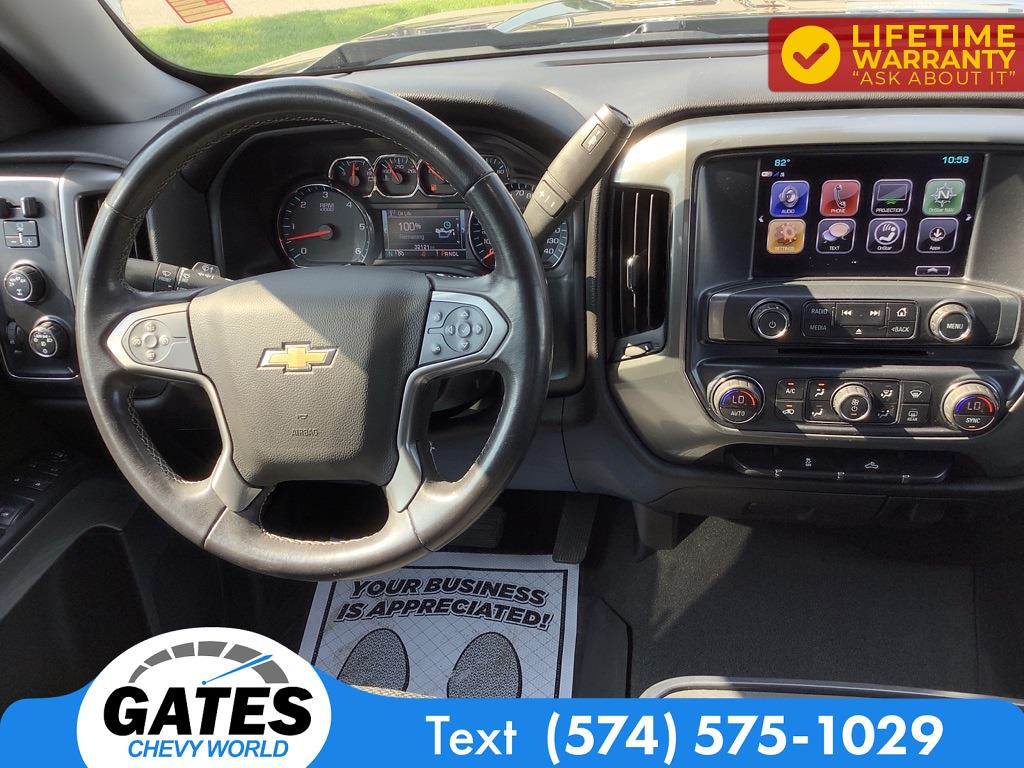 2019 Silverado 1500 Double Cab 4x4,  Pickup #M5929K1 - photo 23