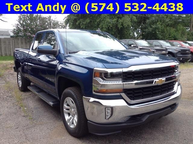 2019 Silverado 1500 Double Cab 4x4, Pickup #M5687 - photo 3
