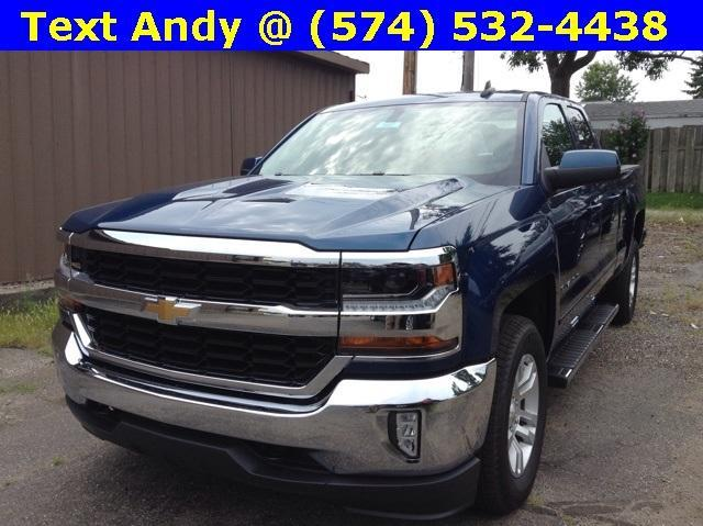 2019 Silverado 1500 Double Cab 4x4, Pickup #M5687 - photo 1