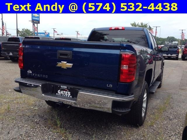 2019 Silverado 1500 Double Cab 4x4, Pickup #M5687 - photo 4
