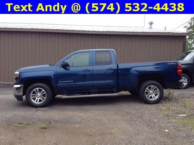 2019 Silverado 1500 Double Cab 4x4, Pickup #M5687 - photo 5